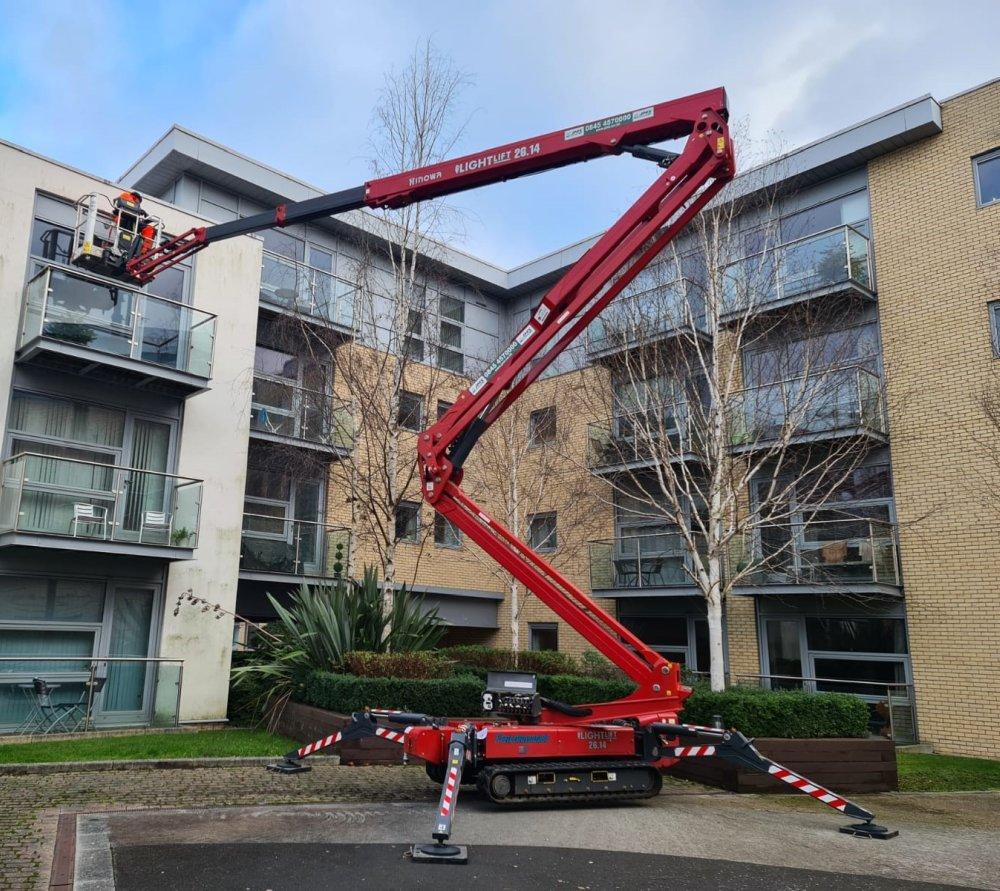 Block management contractors in London - Brush Strokes Decorating
